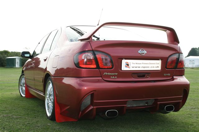 nissan primera bodykits for p11 144 nissan primera. Black Bedroom Furniture Sets. Home Design Ideas